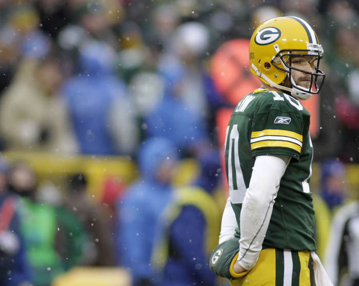 Week 17: NFL Player of the Week - Matt Flynn (4)