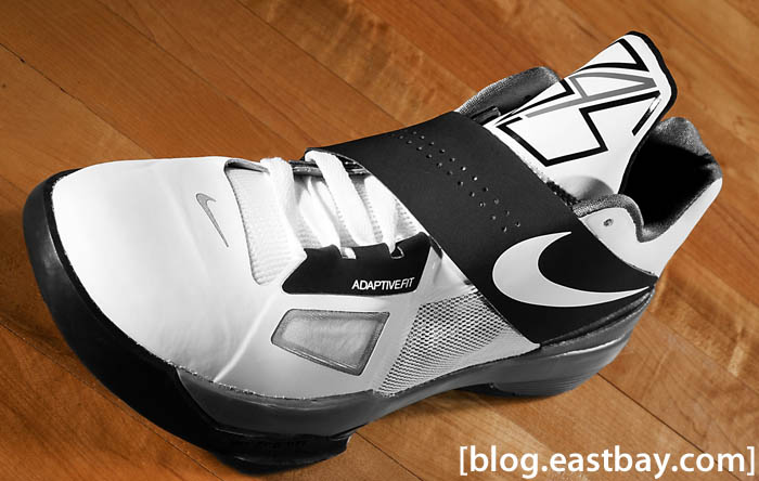 Nike Zoom KD IV White Black Cool Grey White 473679-101 (5)