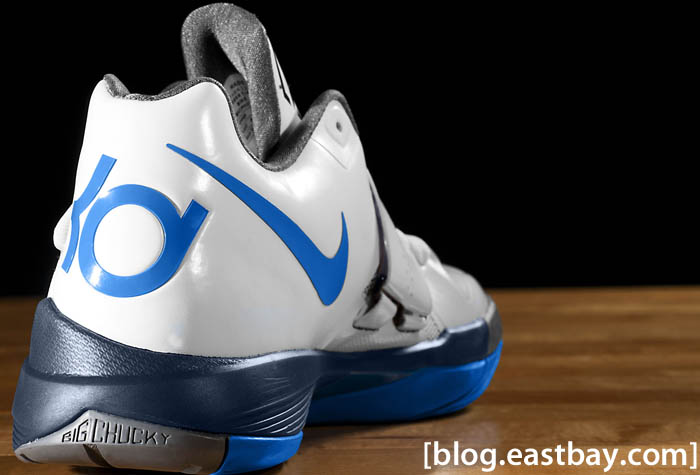 2a62d2474fa5 Nike Zoom KD IV White Midnight Navy Cool Grey Photo Blue 473679-100 (2