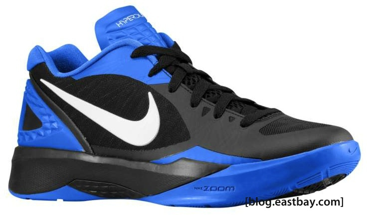 nike zoom hyperdunk 2011 low � blacktreasure blue