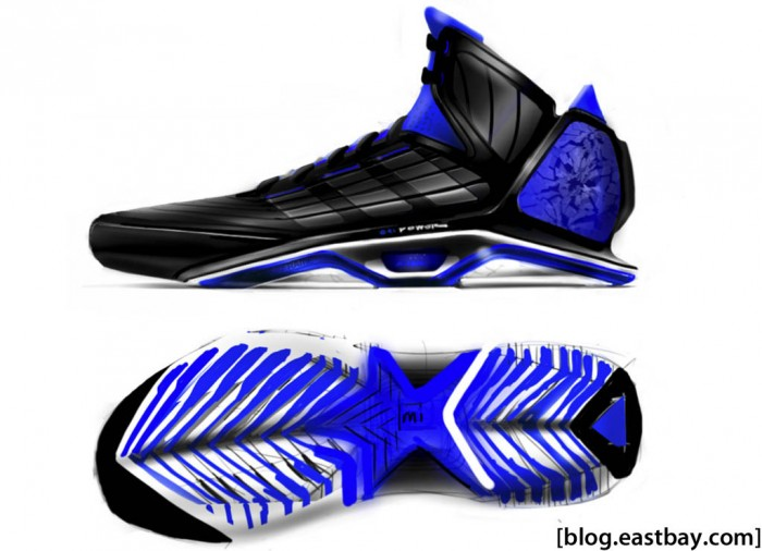 adidas adiPower Howard 2 Design Sketch (1)