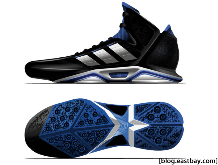 adidas adiPower Howard 2 Design Sketch (2)