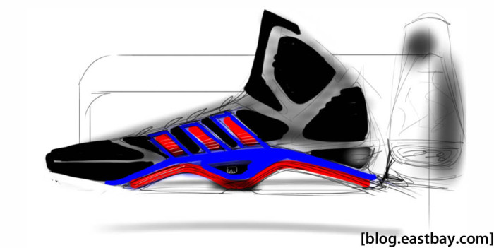 adidas adiPower Howard 2 Design Sketch (3)