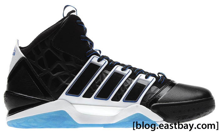 adidas adiPower Howard 2 Black Royal White G48694 (4)