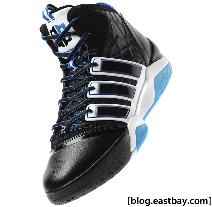 adidas adiPower Howard 2 Black Royal White G48694 (5)