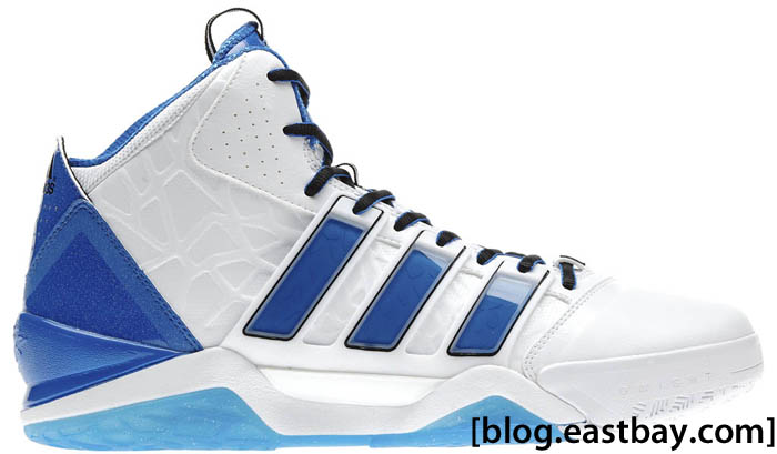 adidas adiPower Howard 2 White Royal Blue G48693 (4)