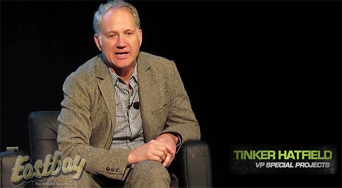 Air Jordan 2012 Performance with Tinker Hatfield