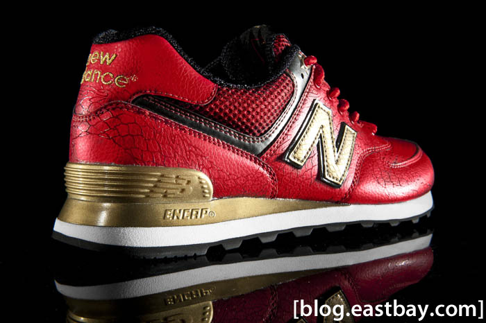 new balance 574 � year of the dragon pack eastbay blog