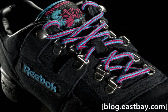 Reebok Workout Plus 25th Anniversary Black Rivet Grey Feather Blue Overtly  Pink J87583 (3) a6022fd4b