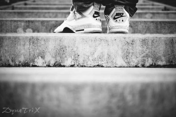 Sole Shots: Cement Air Jordan 4 IV Spotlight – Dynatrix