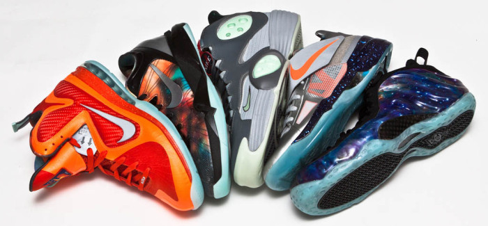 Sole Shots: All-Star Sneaker Spotlight – Steve Tran