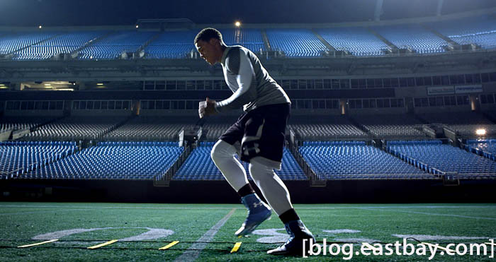 Under Armour's New Cam Newton Commercial - Cam's Night Out (1)