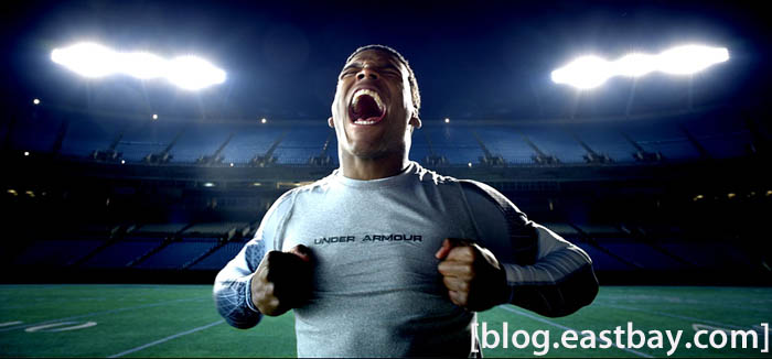 Under Armour's New Cam Newton Commercial - Cam's Night Out (2)