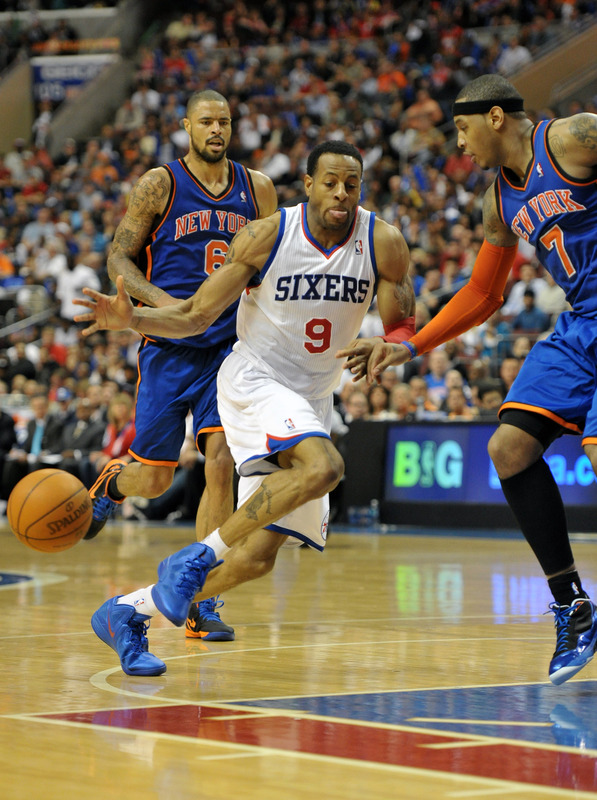 sneaker watch knicks top sixers for fifth straight win