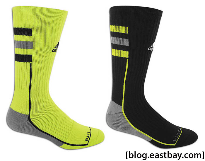 adidas Team Speed Crew Socks Electricity