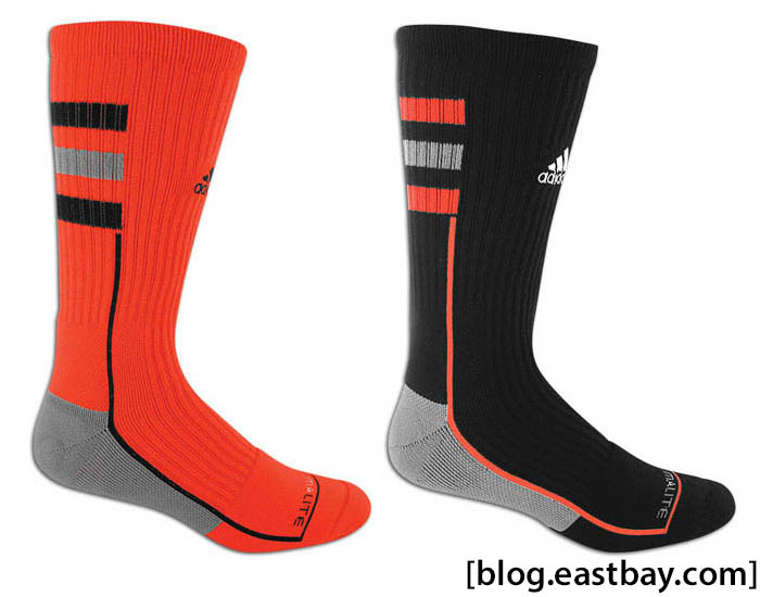 adidas Team Speed Crew Socks Infrared