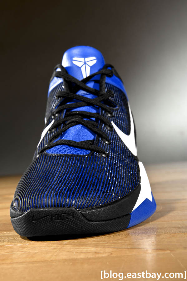 super popular 9fec8 80250 Nike Kobe VII 7 Duke Shoes Treasure Blue White Black 488371-400 (4)