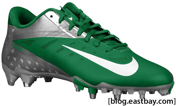 Nike Vapor Talon Elite Low Forest White Chrome 550068-310