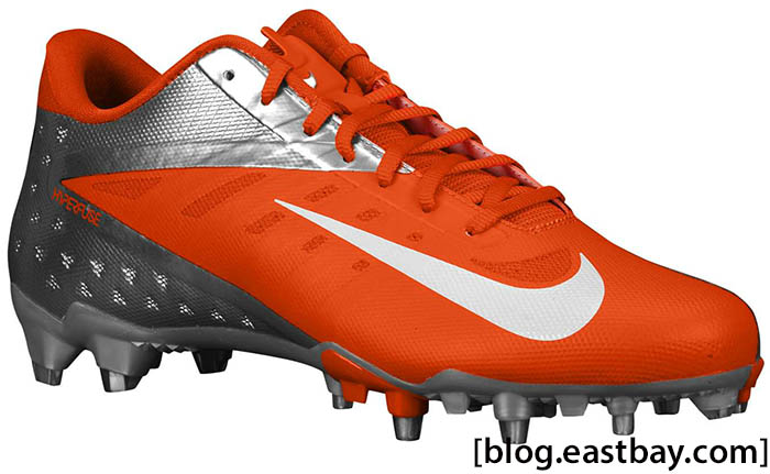 Nike Vapor Talon Elite Low Orange Flash White Chrome 550068-810