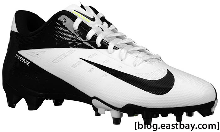 Nike Vapor Talon Elite Low White Black 550068-100
