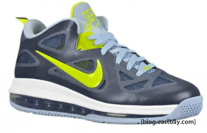 best website 5d8b3 11003 Available  Nike LeBron 9 Low – Obsidian White-Cyber