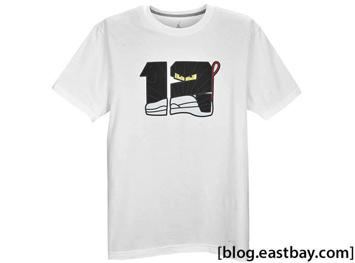 Air Jordan Retro 12 Character T-Shirt - Playoffs