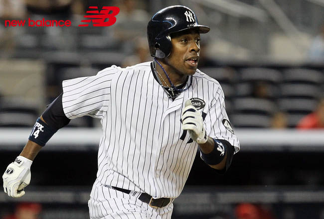 New Balance Announces Partnership with Curtis Granderson
