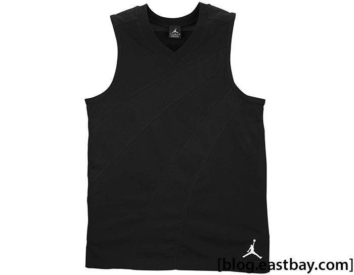 Jordan Retro 12 Rays Tank Black White – Playoffs
