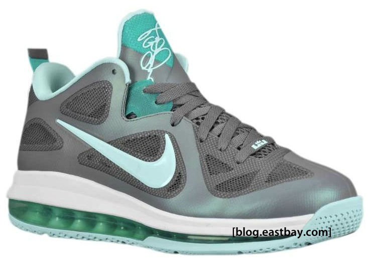 factory authentic fc704 35f7d Lebron 9 Mid Lebron 9 South Beach   Indian Television Dot Com