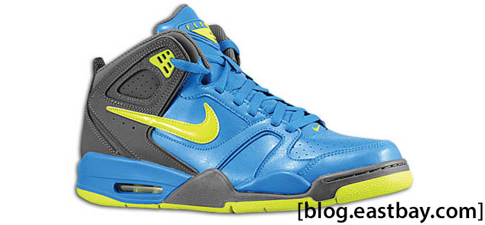 Nike Air Flight Falcon Soar Blue Cyber 397204-400