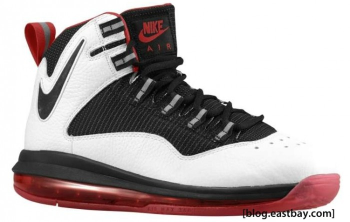 newest collection 59d33 37686 Available  Nike Air Max Darwin 360 – White Black-Varsity Red