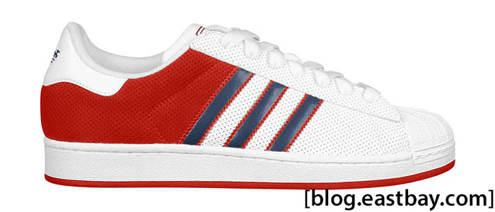 adidas Originals Superstar Lite - Americana Pack White Red Navy G56825