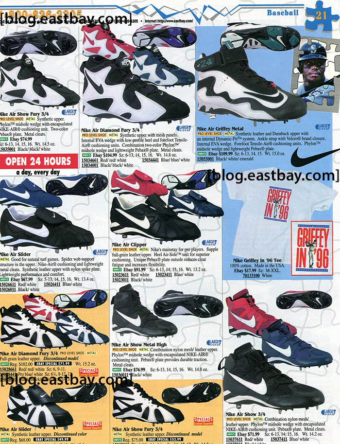 Eastbay Memory Lane // Nike Air Diamond Fury