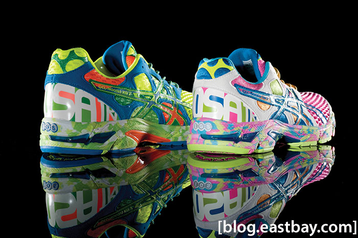 Eastbay Photo of the Week // ASICS GEL-Noosa Tri 7