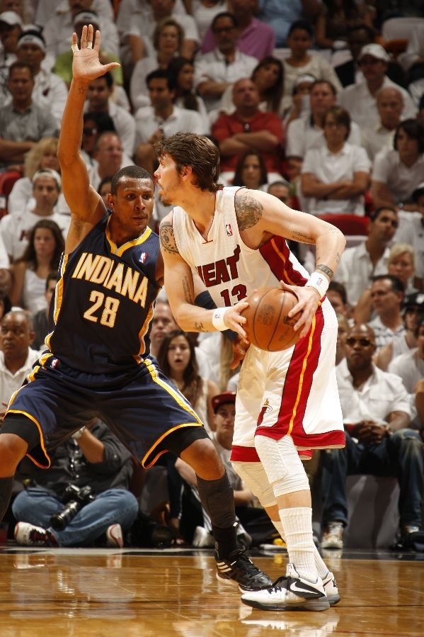 Mike Miller wearing Nike Zoom KD IV