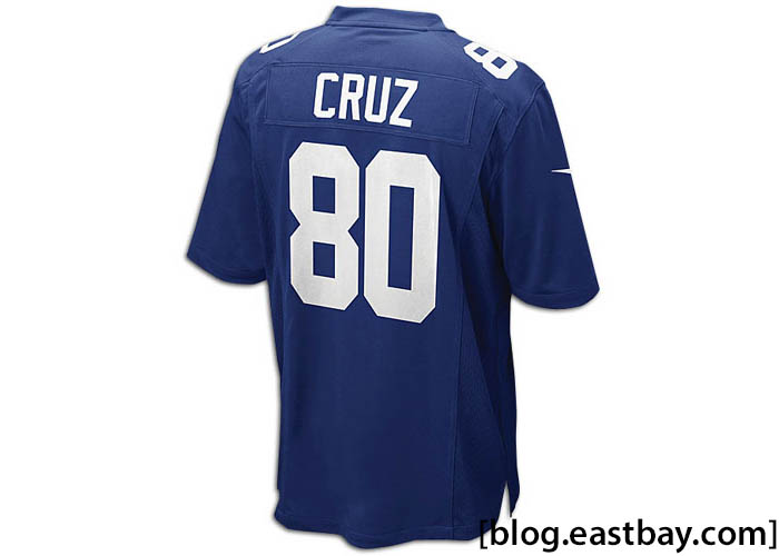 Nike NFL Game Day Jersey - New York Giants Victor Cruz