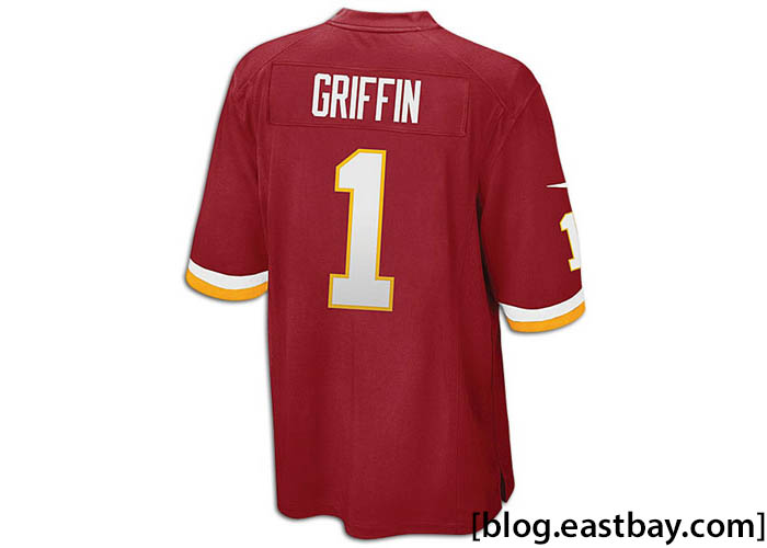 Nike NFL Game Day Jersey - Washington Redskins Robert Griffin III