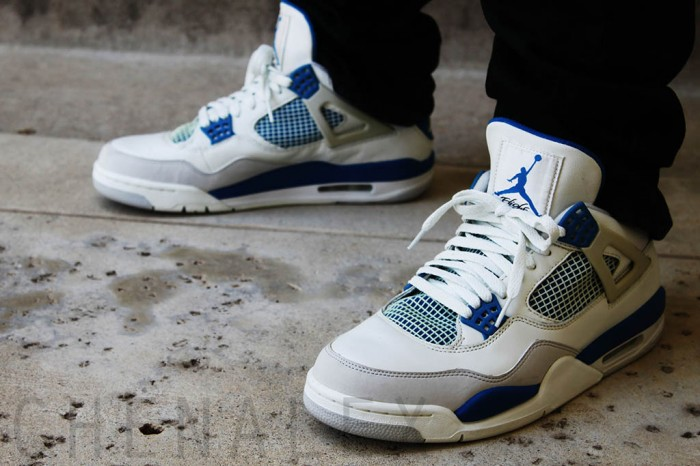 Sole Shots // Air Jordan IV 4 Spotlight – Alex Chen