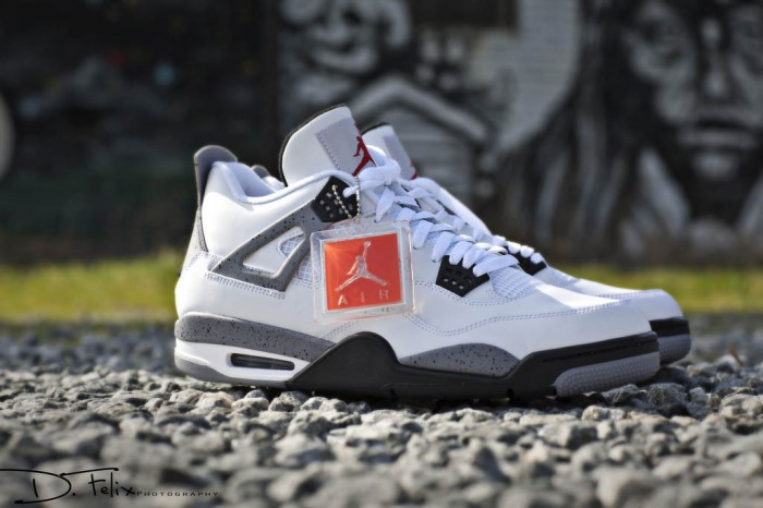 Sole Shots // Air Jordan IV 4 Spotlight – DatKidFelix