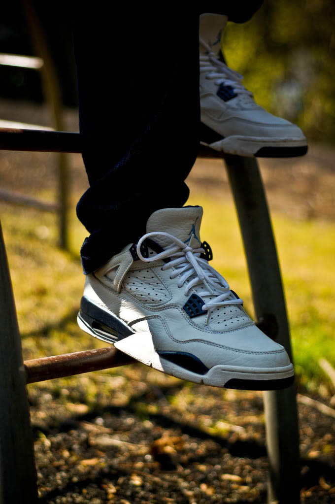 Sole Shots // Air Jordan IV 4 Spotlight - h00p0h0lic