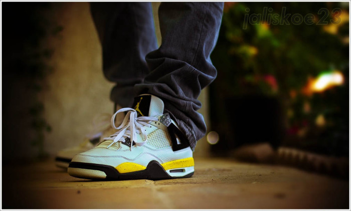 Sole Shots // Air Jordan IV 4 Spotlight – jaliskoe13