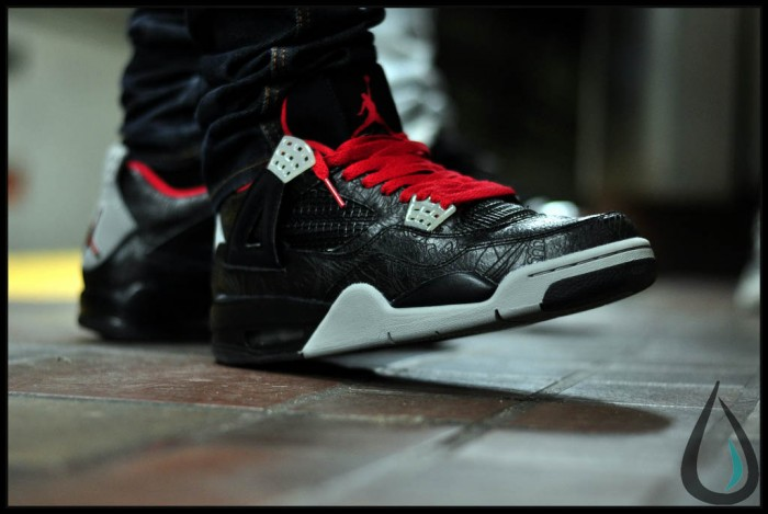 Sole Shots // Air Jordan IV 4 Spotlight – neku