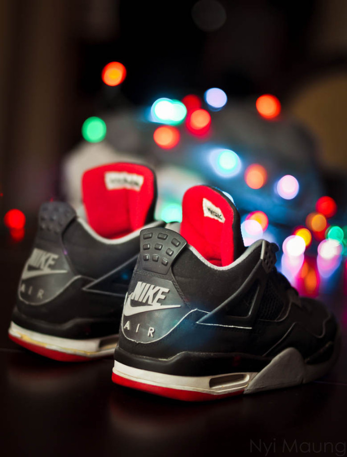 Sole Shots // Air Jordan IV 4 Spotlight – ntmain
