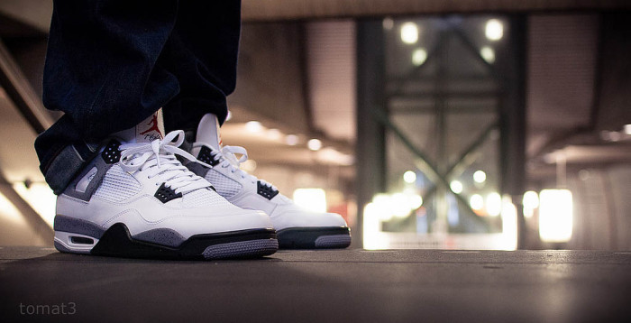 Sole Shots // Air Jordan IV 4 Spotlight – tomat3