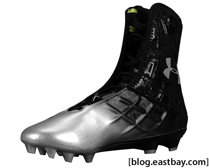 Under Armour Highlight MC Black Silver