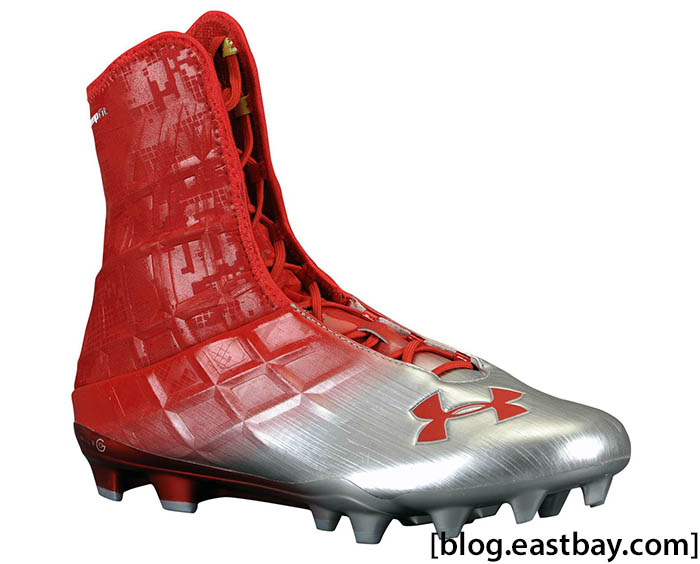 Under Armour Highlight MC Process Red Silver