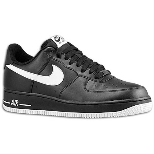 innovative design d3bea c3865 Nike Air Force 1 Low - Black/White | Eastbay Blog : Eastbay Blog