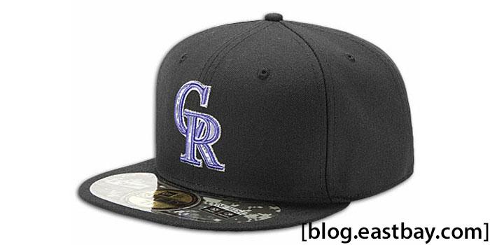 New Era 59FIFTY Stars & Stripes Cap - Colorado Rockies