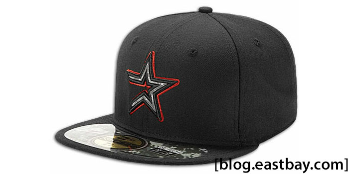 New Era 59FIFTY Stars & Stripes Cap - Houston Astros