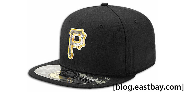 New Era 59FIFTY Stars & Stripes Cap - Pittsburgh Pirates